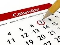 Calendar of Availability